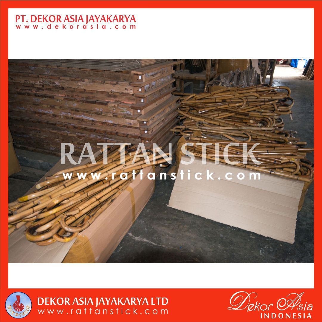 Rattan Walking Stick