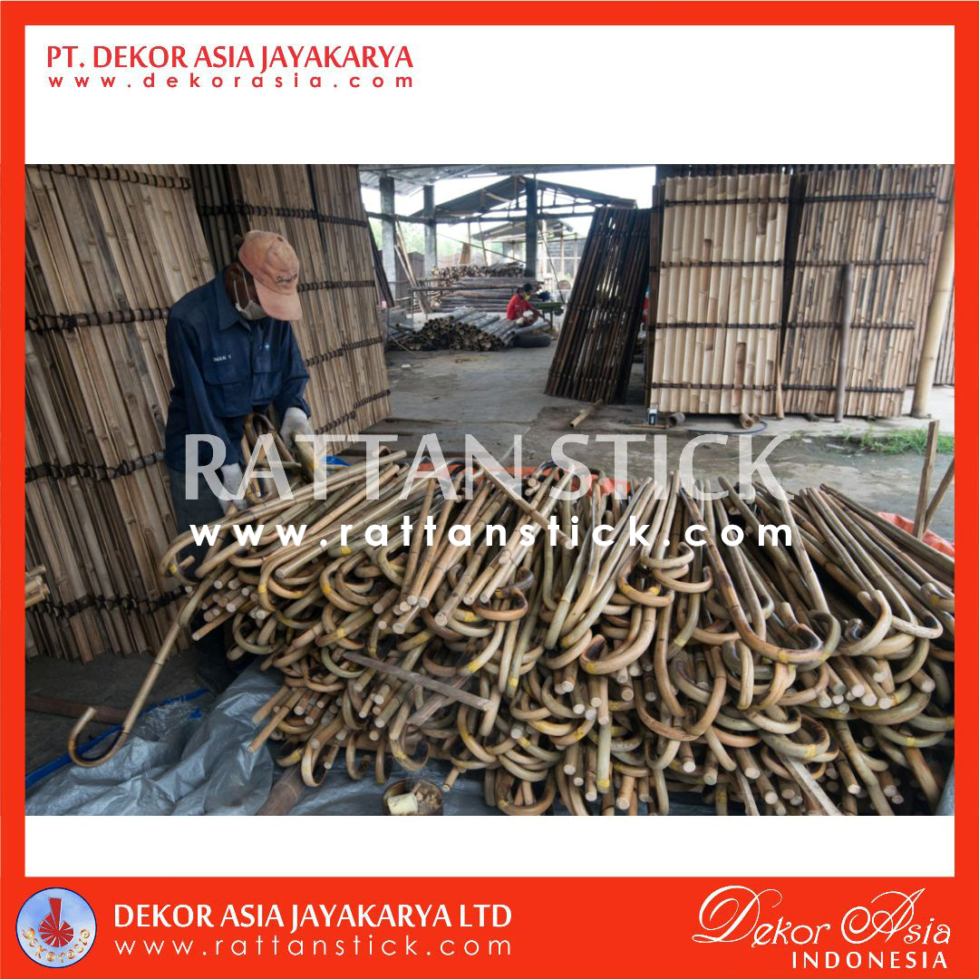 Rattan Walking Sticks - Rattan Manufacturers