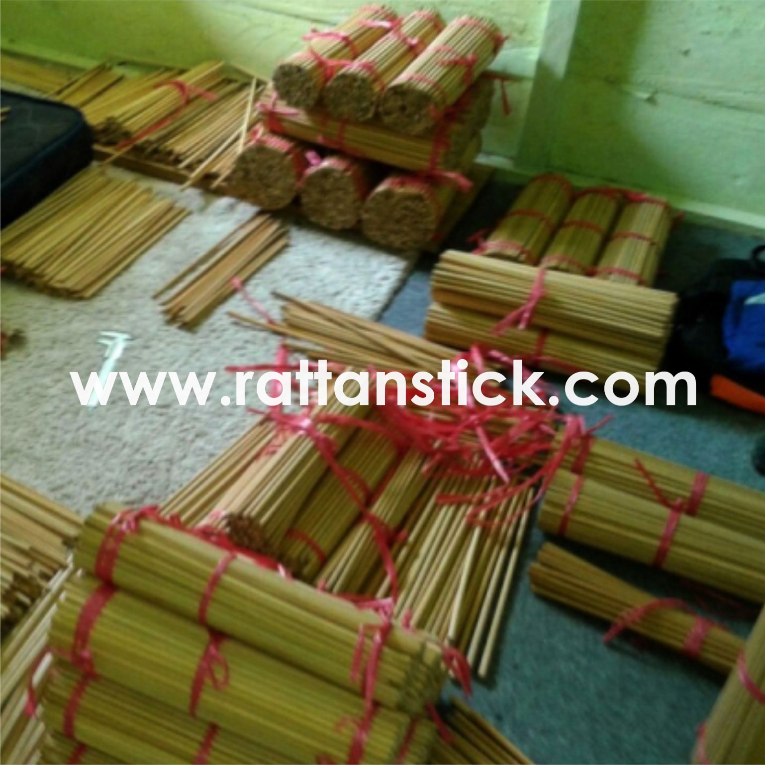 Rattan Sticks for Martial Arts